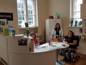 Tavistock Visitor Information Centre Reopens!
