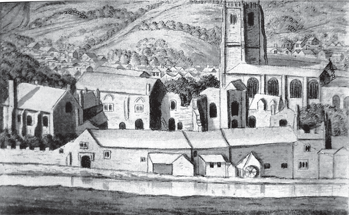 From the Abbey to the Guildhall – Images of Tavistock from the 18th to the 19th century: Artistic Licence or Historical Evidence?