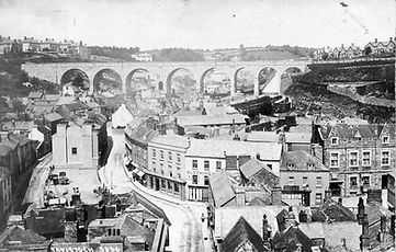 Discover Tavistock - The Railways