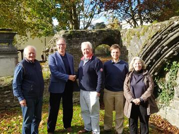 Tavistock Heritage Trust announces new chairman