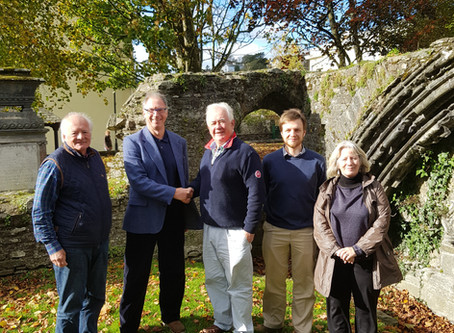 Tavistock Heritage Trust announces new chairman