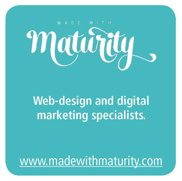 Made with Maturity