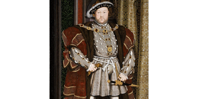 Whatever happened after Henry VIII? - an online talk by Nicholas Henderson
