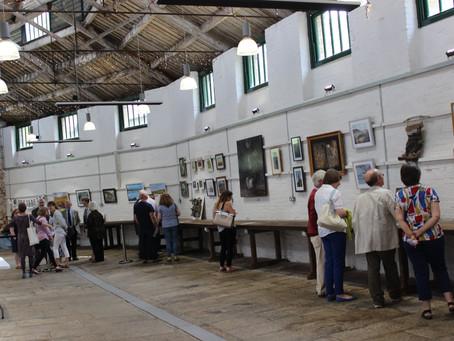 Artists delve into Tavistock's World Heritage