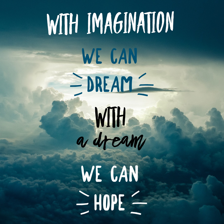 With Imagination