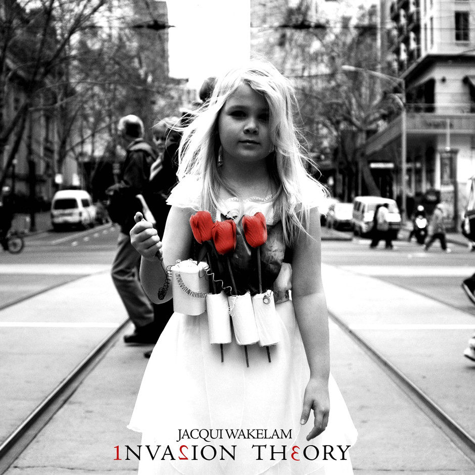 Gift Seven: Invasion Theory - 12 Days of Giveaways