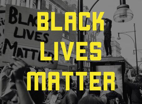 YDSC stands with #BlackLivesMatter