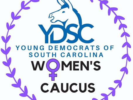 Young Democrats of SC Women's Caucus January Meeting