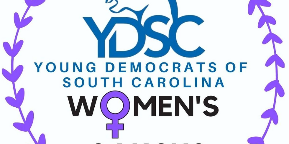 Young Democrats of SC Women's Caucus April Meeting
