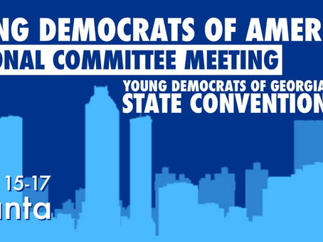 YDA National Committee Meeting & Southeast Region Convention - March 15-17