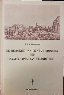 boek_debevolkingvandeVrijeKoloniënvandeM