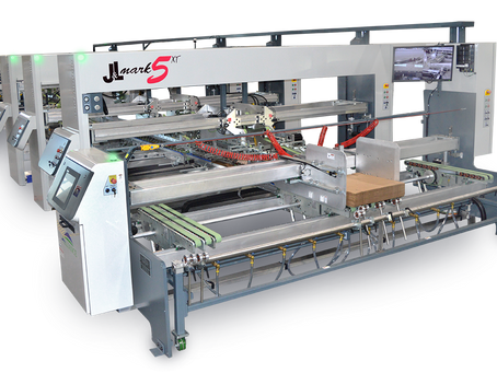 Introducing the J&L Mark5 XT Specialty Folder Gluer