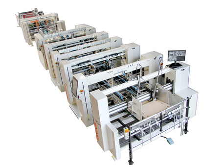 Alliance Offers Two Specialty Folder Gluer Lines in Europe