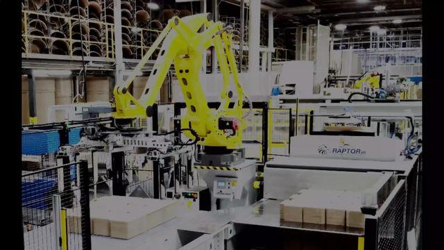 Alliance Introduces Raptor XR RDC Loadformer