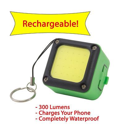 LitezAll Kodiak Kube 300 Lumen COB LED Cube Light