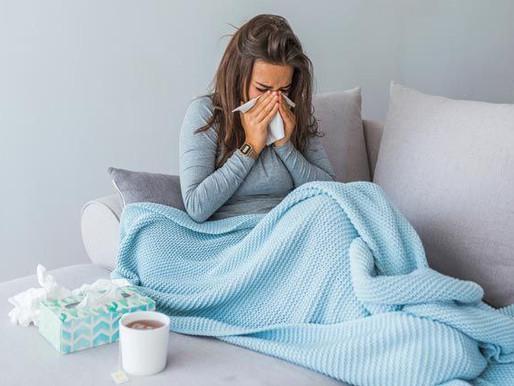Застудні хвороби, причини, симптоми та лікування травами