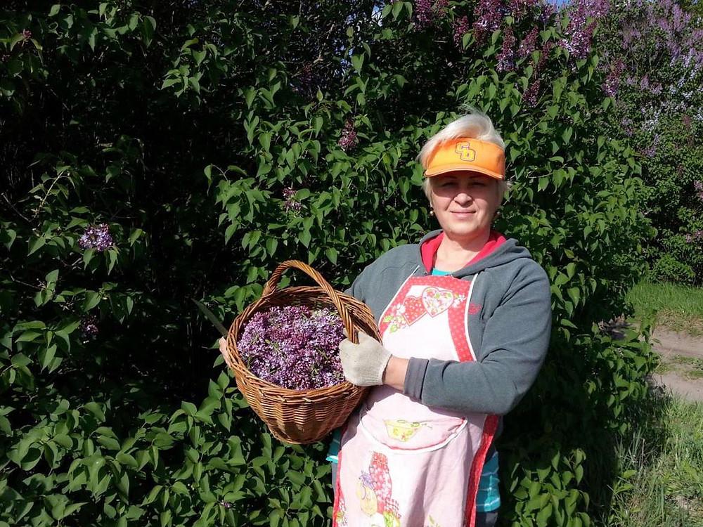 Лариса Север'янівна - zborovik.com.ua