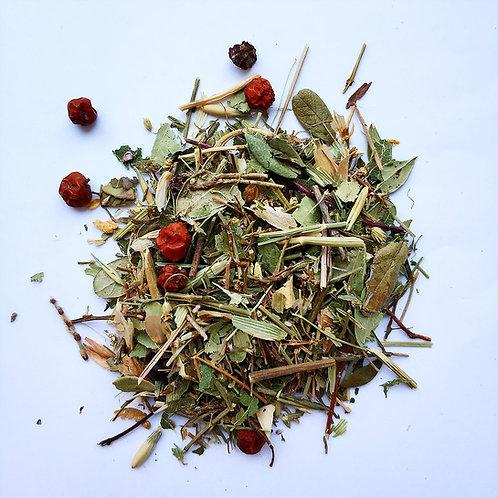 Комплекс лікування від циститу травами