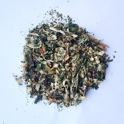 Травяной сбор при аритмии, тахикардии, неврастении