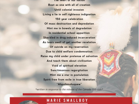 Liberation From Colonization   Marie Smallboy