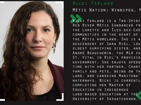 An ode to Métis Land   Nicki Ferland