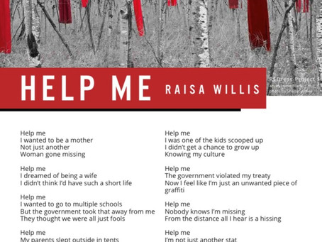 Help Me | Raisa Willis