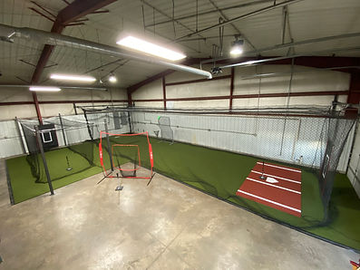 Batting Cage Facility