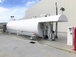 Adblue & diesel Everlink fuel system