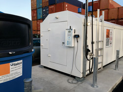 Everlink fuel/adblue system