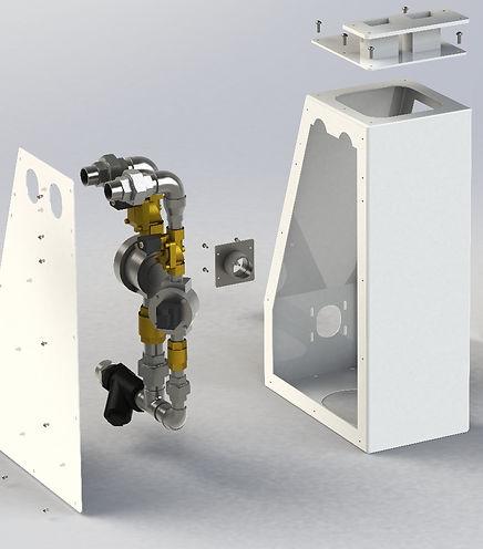 Everlink Rail FBG train diesel filling system