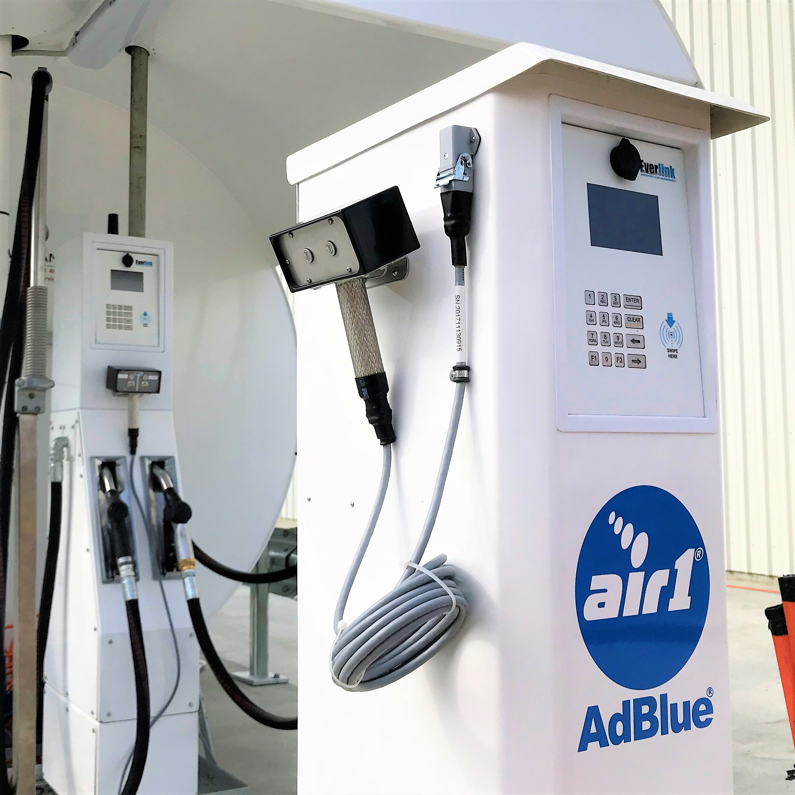 Everlink Adblue dispenser