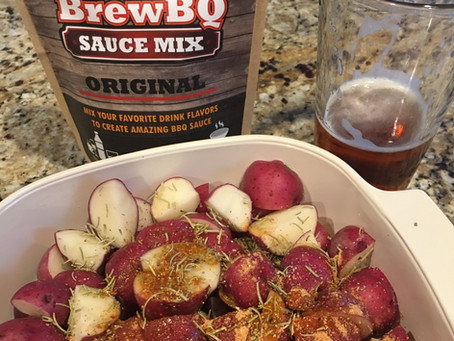 BrewBQ Potatoes