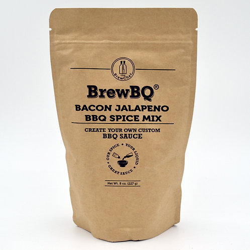 BrewBQ Bacon Jalapeno Sauce Mix