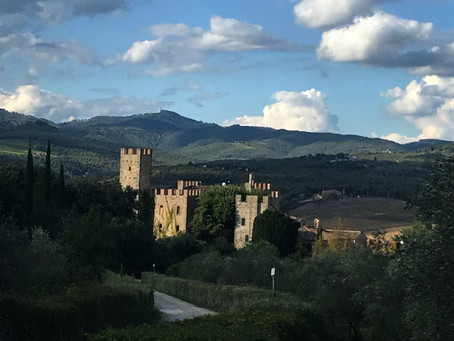 The Brew Chef Travels - Tuscany