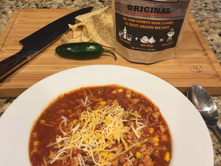 Family Dinner - Turkey Chili