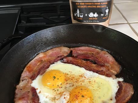 BrewBQ Cast Iron Breakfast