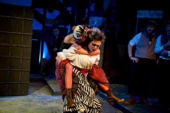 "Polly Peachum ""The Beggar's Opera"""
