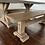 Thumbnail: Vermont Farmhouse Table with two benches