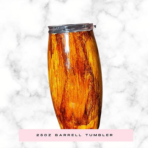 Woodgrain Barrel