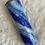 Thumbnail: Glitter Swirl Skinny Stainless Steel Tumbler