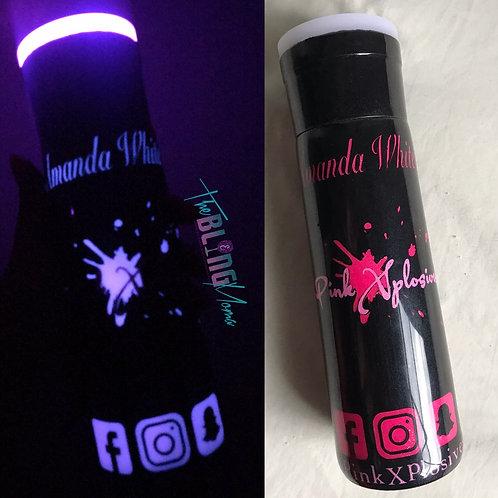 Glow in the Dark Bluetooth Wireless Speaker