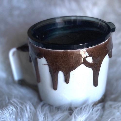 14oz S'mores Cocoa Tumbler Mug