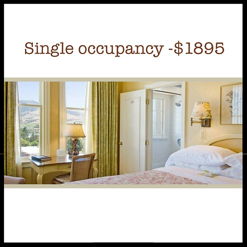 Single Occupancy Fees Lantern Moon Retreat