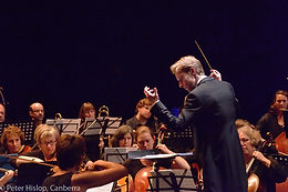 Conductor Leonard Weiss
