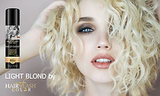 Color and Protect your Hair  Haircare Formula & Natural mineral color pigments.  SPRAY 100ml