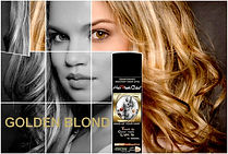 Color and Protect your Hair  Haircare Formula & Natural mineral  color pigments.SPAY 100ml