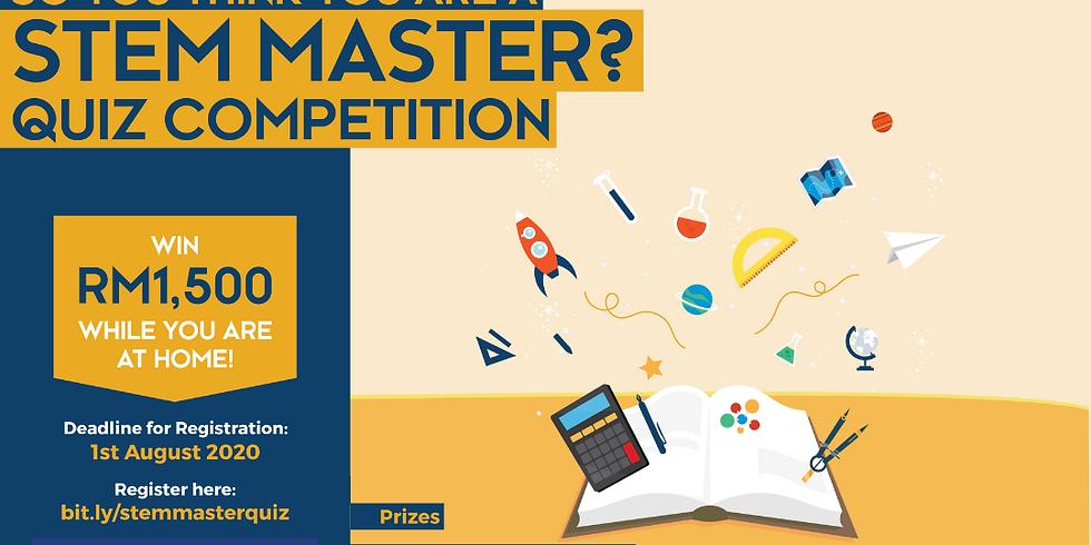Heriot-Watt University Malaysia Stem Master Quiz Competition!