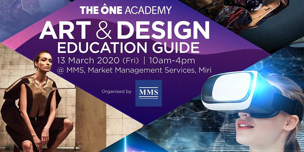 TOA Art & Design Education Guide @ MMS Miri