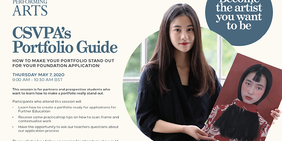 CSVPA's Portfolio Guide