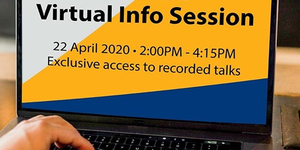 MMS-MCKL Virtual Info Session